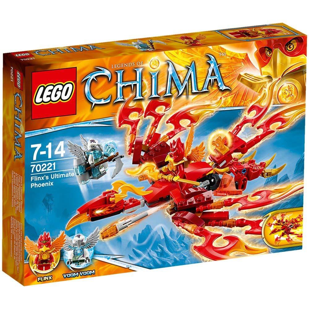 Lego Chima (70221)