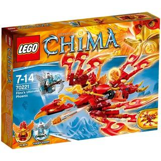 Lego Chima – Cỗ máy phượng hoàng của Flinx (70221)