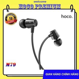 TAI NGHE HOCO M79 ÂM THANH HOÀN HẢO CÓ MIC - CHÍNH HÃNG thumbnail