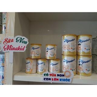 Sữa Minakid 400g 800gam date 2023 thumbnail