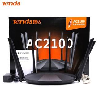Bộ phát wifi 2 băng tần AC2100M Tenda AC23 cổng Gigabit