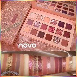 Bảng phấn mắt Novo Cinderella 18 màu ANV15 thumbnail