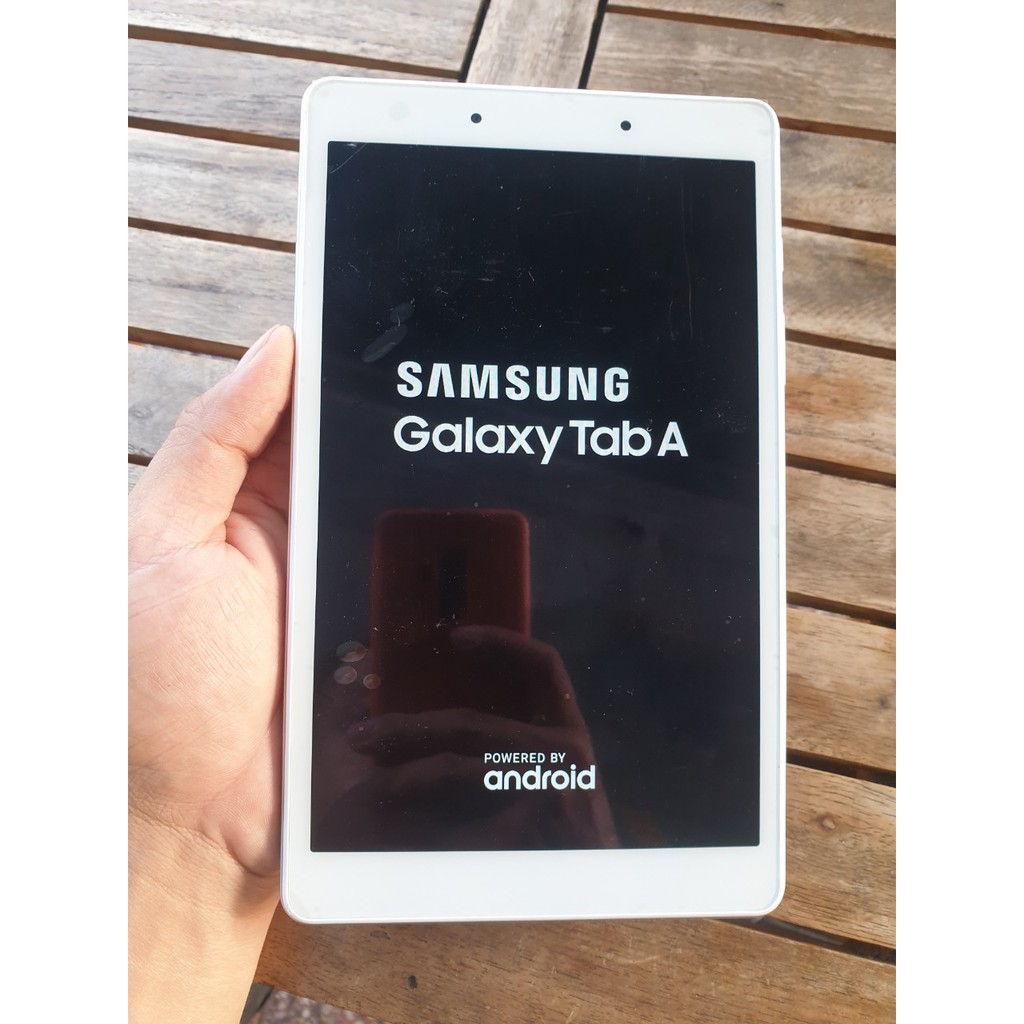 Máy Tính Bảng Samsung Galaxy Tab A 8.0 2019 WiFi (SM-T290) - Pin 5100 mAh Học Online - Web - Xem Phim tẹt ga