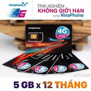 SIM 4G Vinaphone Trọn Gói 1 Năm D500K (Gói Chờ Tự Kích Hoạt) Không Phải Nạp