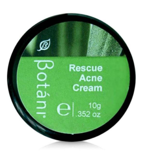Kem trị mụn hữu cơ Botáni Rescue Acne Cream 10g - 2486587 , 414603859 , 322_414603859 , 400000 , Kem-tri-mun-huu-co-Botani-Rescue-Acne-Cream-10g-322_414603859 , shopee.vn , Kem trị mụn hữu cơ Botáni Rescue Acne Cream 10g