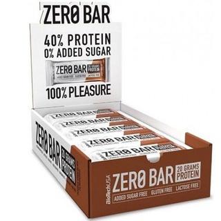 Biotech USA Zero Bar 50g Bánh Protein Ăn Liền - 1 Thanh thumbnail