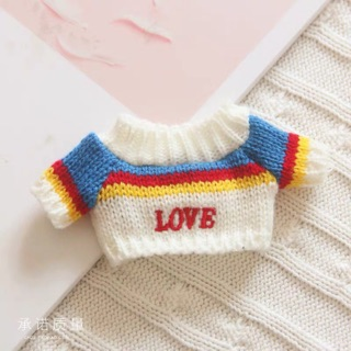 Áo len cho doll 20cm