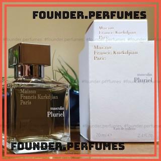 [S.A.L.E] Nước hoa dùng thử MFK Pluriel Test 10ml 20ml .founderperfume thumbnail