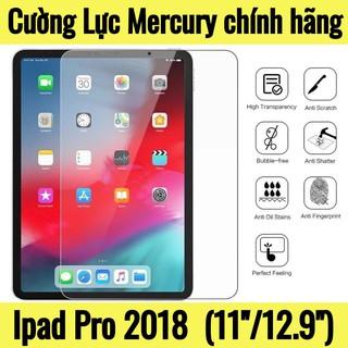 Cường lực Mercury cho iPad Pro 2018