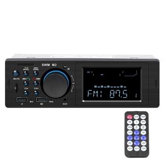 Máy Nghe Nhạc Mp3 1dincarradio Kết Nối Bluetooth Cho Xe Hơi