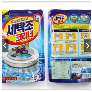 bột tẩy vệ sinh lồng máy giặt tiện ích thumbnail