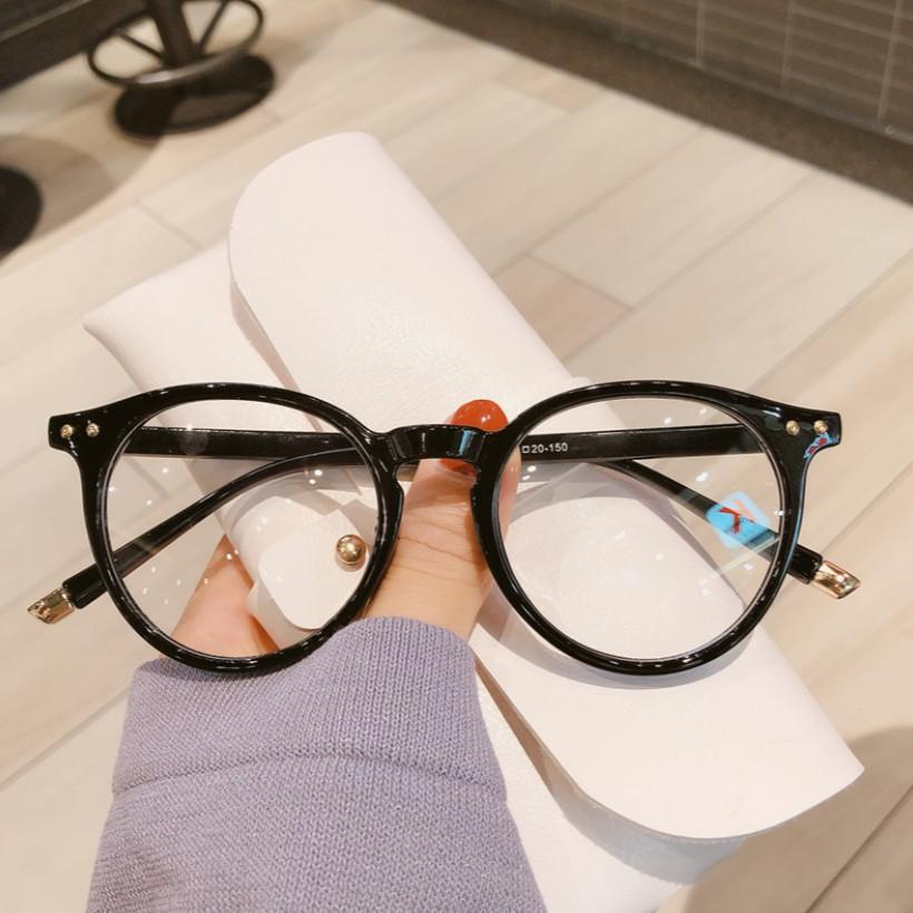 Gọng kính cận mắt tròn thời trang T3375 - Kính mắt