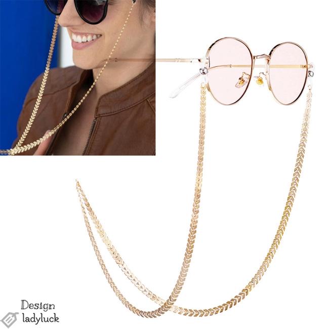 Classical Eyeglasses Chain Decoration Accessory Antiskid Eyeglasses Chain