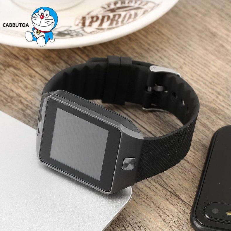 Đồng Hồ Thông Minh Có Camera Và Khe Gắn Sim Cho Ios & Android