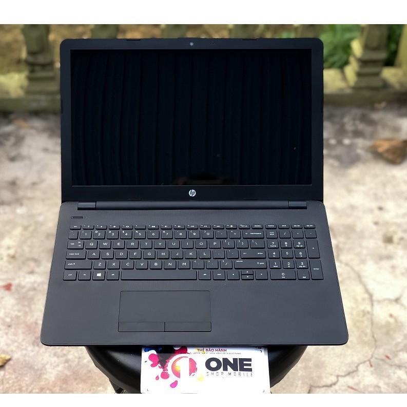 [Hàng Chất - Giá Rẻ] Laptop HP15-BS578TU intel N3710/ Ram 4Gb/ SSD 128Gb/ Màn hình 15.6 inch cực đẹp - thoải mái sử dụng