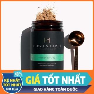 Image Skincare Hush & Hush Plant Your Day 402g - Bột Protein Thuần Chay Bổ Sung Vitamin Và Năng Lượng thumbnail