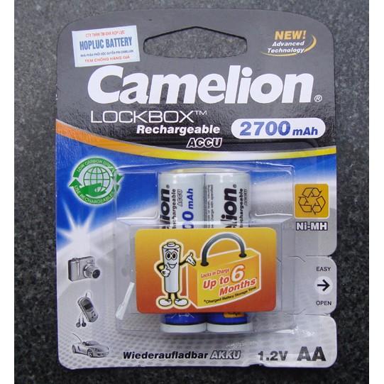Pin AA Camelion 2700mah