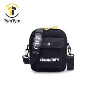 Túi đeo chéo tote TYMTYM dây vải TT-2120-TXN84