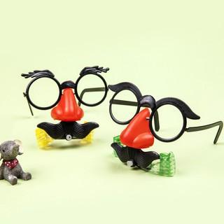 kính mũi hề