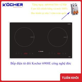 Bếp điện từ đôi Kocher DI-6900E