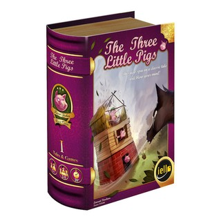 Three Little Pigs – Ba chú lợn con