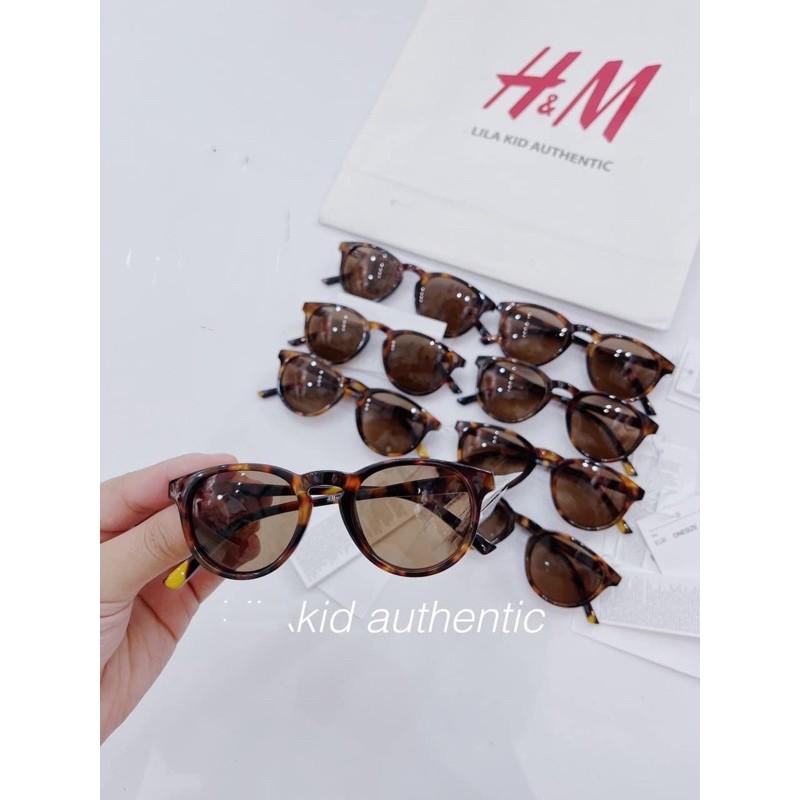 [Auth] Kính H&M Authentic bé trai/bé gái onesize 0-3y