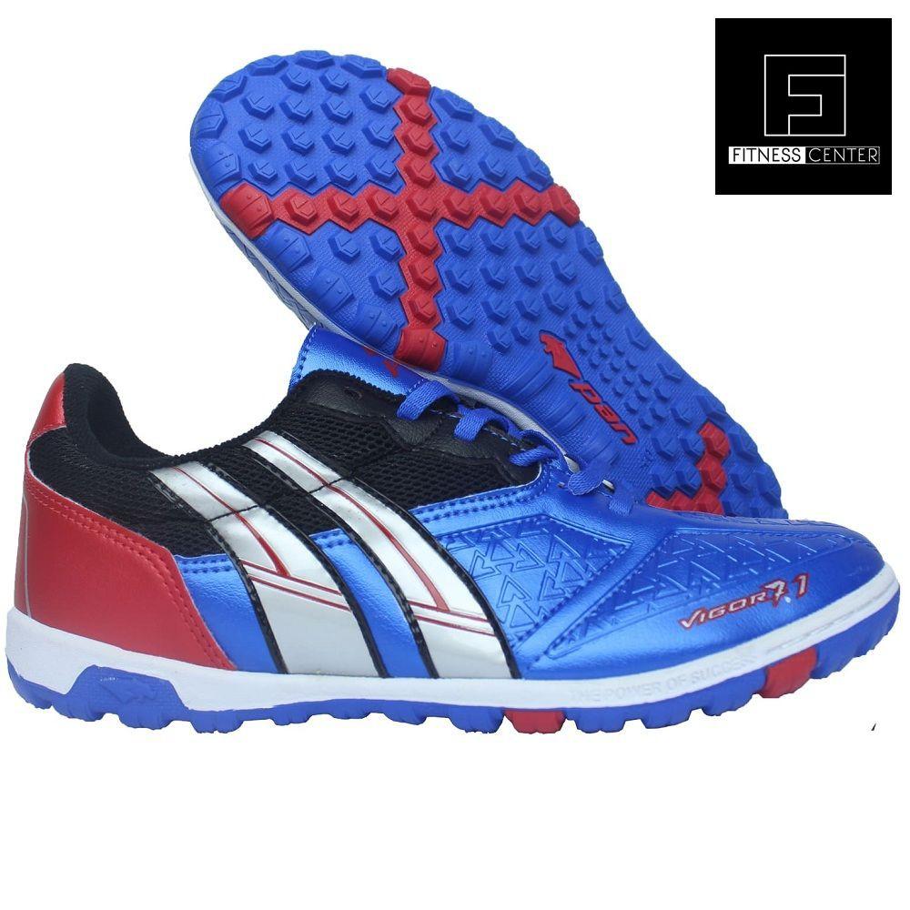 Giày đá bóng đế đinh PAN Vigor 7.1 TF Xanh - 3063911 , 595070270 , 322_595070270 , 589000 , Giay-da-bong-de-dinh-PAN-Vigor-7.1-TF-Xanh-322_595070270 , shopee.vn , Giày đá bóng đế đinh PAN Vigor 7.1 TF Xanh