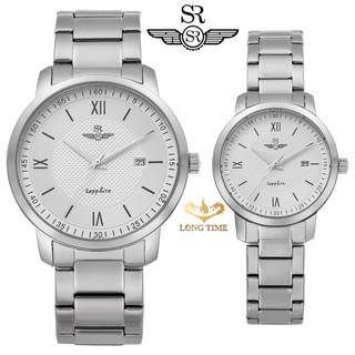 Đồng hồ đôi mặt Sapphire SRWATCH SL3005.1102CV-SG3005.1102CV dễ phối đồ nổi bật vẻ t thumbnail