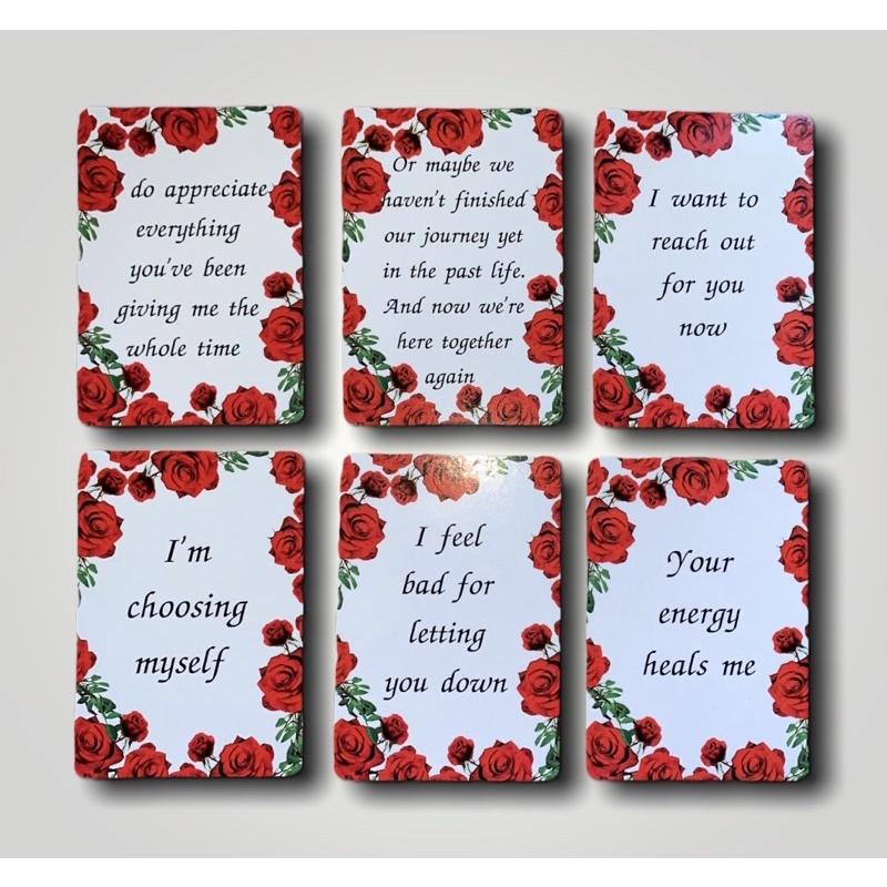 Bộ bài tình yêu✨Journey of Love Oracle Cards