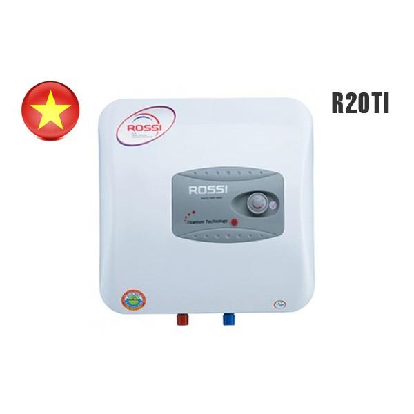 Bình nóng lạnh Rossi Ti 20 (20 Lít) - Tân Á Đại Thành