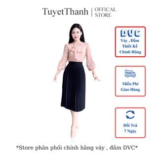 Set Áo Đũi Phối Chân Váy Kate Nhật Cao Cấp TuyetThanhstore Mã S1617 thumbnail