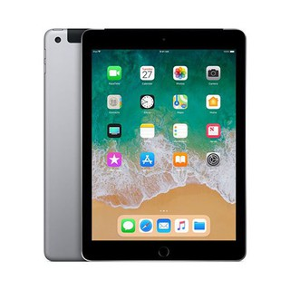 Apple iPad Gen 6 WiFi + 4G 128GB Space Gray MR722- 2018 (Hàng chính Hãng)