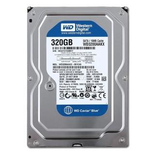 Ổ Cứng HDD PC WD 320GB BLUE – HÀNG CHÍNH HÃNG NHẬP KHẨU