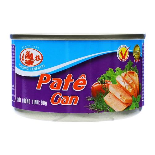 Pate Gan Hạ Long Canfoco Hộp 90g