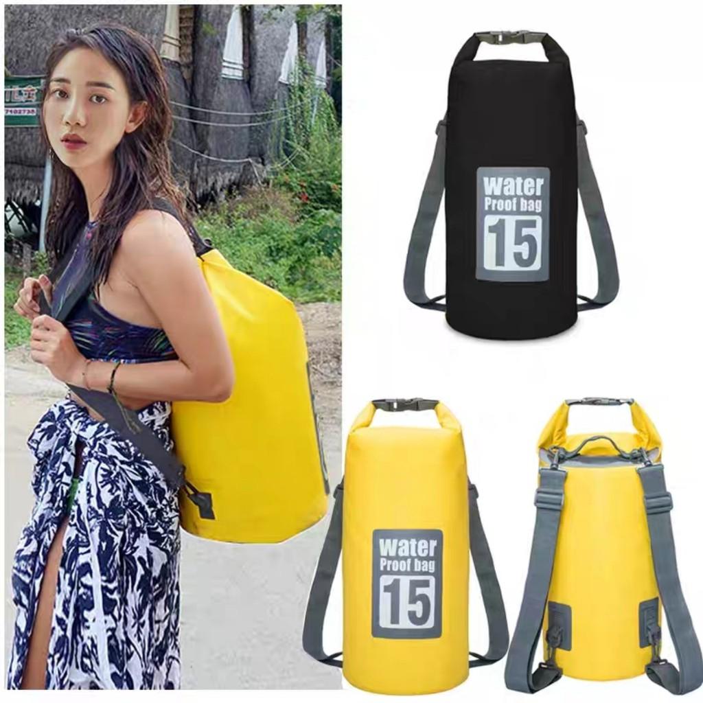 [Mã MASO88 hoàn 15% tối đa 35K xu đơn 99K] Túi Khô Chống Nước Dã Ngoại Du Lịch Thể Thao Water Proof Bag 10L