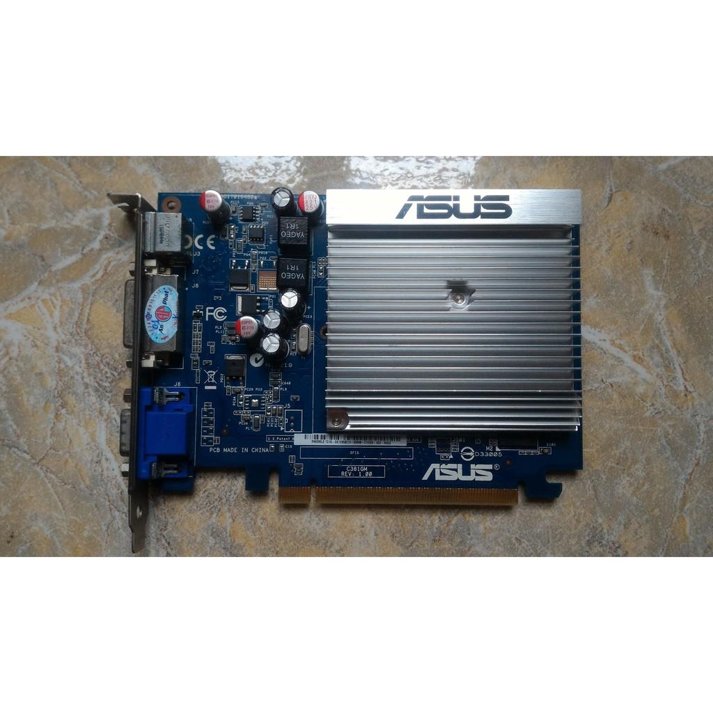 Card màn hình Asus GeForce 6200 LE (EN6200LE TC1G/TD/512M)