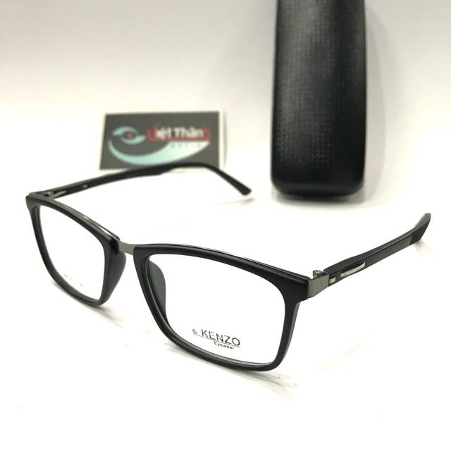 Gọng kính Kenzo nhựa dẻo cao cấp Tr90