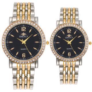 Đồng hồ đeo tay nam kim cương giản dị
