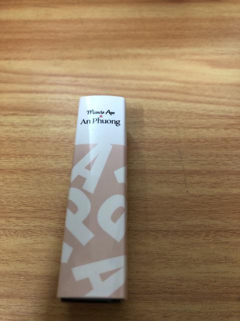 Đánh giá sản phẩm Son thỏi Miracle Apo x An Phương Holiday Collection Lipstick 4g của nguyen.linh90