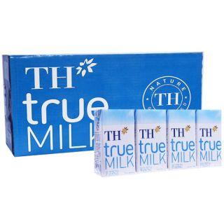 Sữa tươi ít đường 110ml của TH