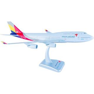 Mô hình máy bay Boeing 747-400 Asiana Airlines tỉ lệ 1:200