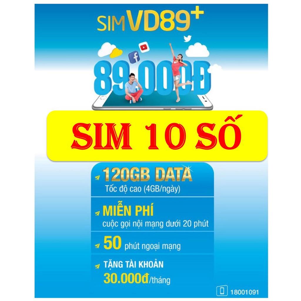 Sim 10 số VD89+ Plus có 120GB, gọi nội mạng miễn phí vào tên chính chủ - 2990008 , 885650608 , 322_885650608 , 30000 , Sim-10-so-VD89-Plus-co-120GB-goi-noi-mang-mien-phi-vao-ten-chinh-chu-322_885650608 , shopee.vn , Sim 10 số VD89+ Plus có 120GB, gọi nội mạng miễn phí vào tên chính chủ