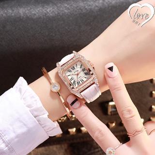 Đồng hồ thời trang Quartz thời trang xinh xắn hợp thời trang cho nữ