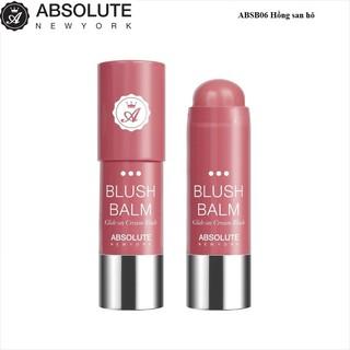 Phấn má dạng kem Absolute New York Bronzer Balm ABSB06 hồng san hô 5g thumbnail