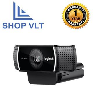 Webcam Logitech C922 Pro Stream – HÀNG CHÍNH HÃNG