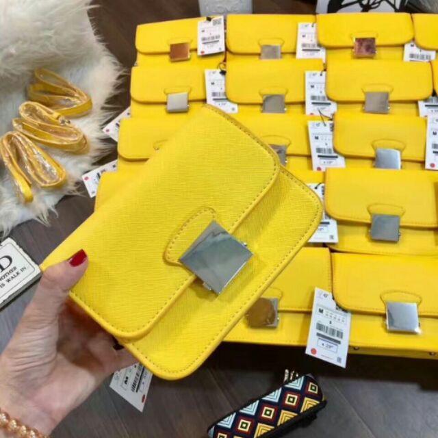 Túi Zara 2 dây thổ cẩm nhập Hồng Kông cao cấp giá sỉ