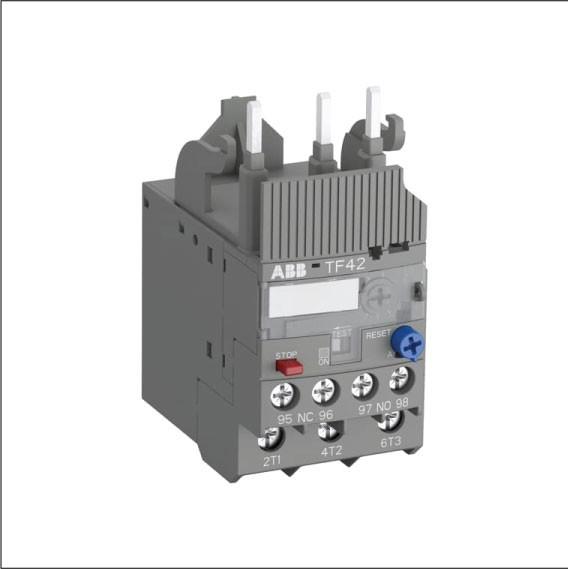 Rơ le nhiệt bảo vệ ABB 0.74-1A (TF42-1.0) 1SAZ721201R1023