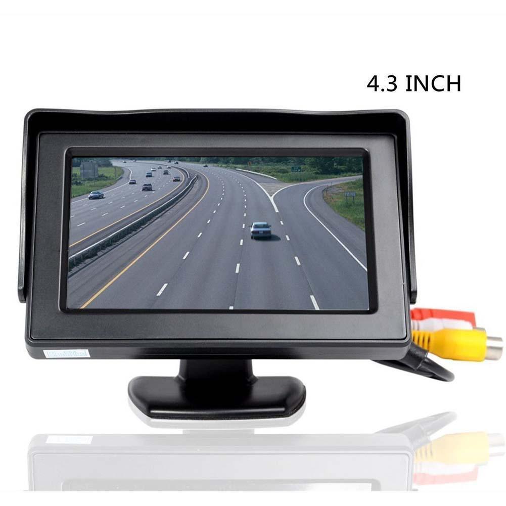 Màn hình kết nối cho camera lùi xe ô tô