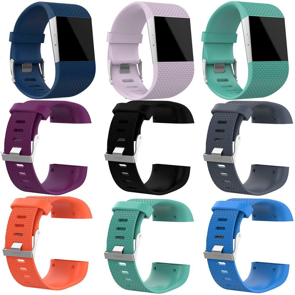 Dây đeo cổ tay thay thế cho đồng hồ thông minh FITBIT SURGE