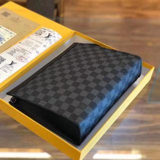 Túi Cầm Tay Nam Nữ LV015110 chất liệu da cao cấp không nhăn.